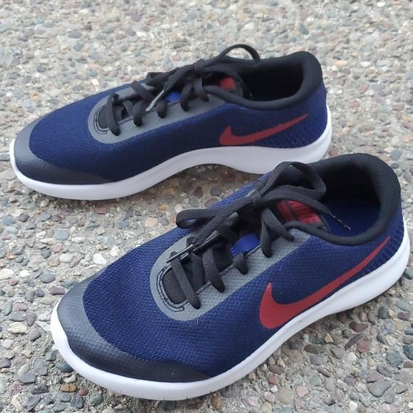 Nike Shoes | Youth Blueblack Sneaker